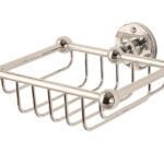 Classical Soap Basket Nickel Plated
