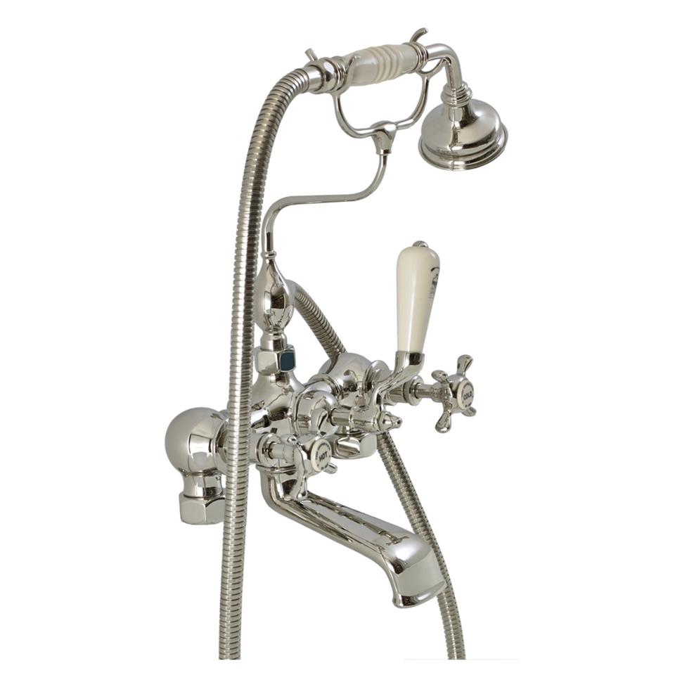 Marlborough Bath/Shower Mixer Extended Spout
