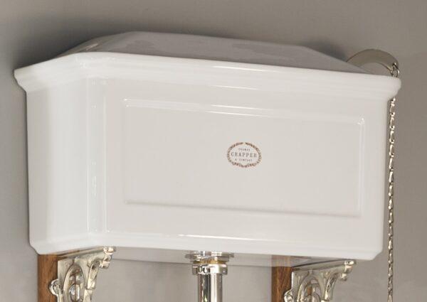 High-level Ceramic Cistern