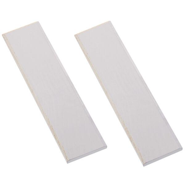Large Basin Pattresses White (Pr)