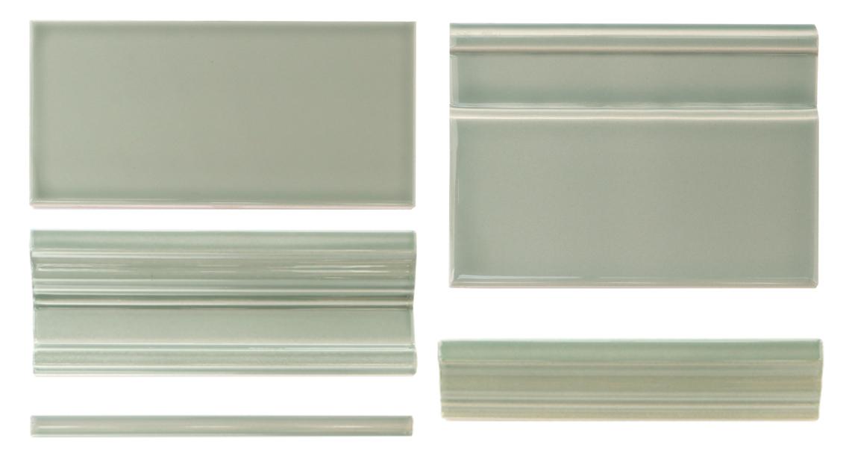 Callinus Green tile options