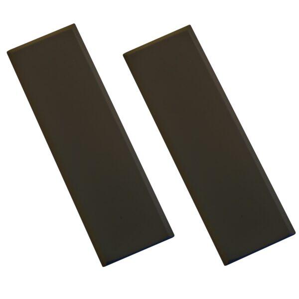 Large Basin Pattresses Black (Pr)