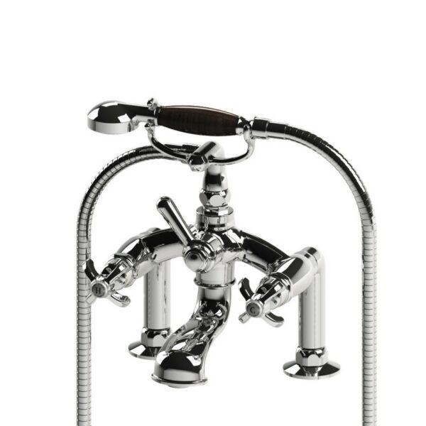 1920 Deck Mounted Bath Shower Mixer