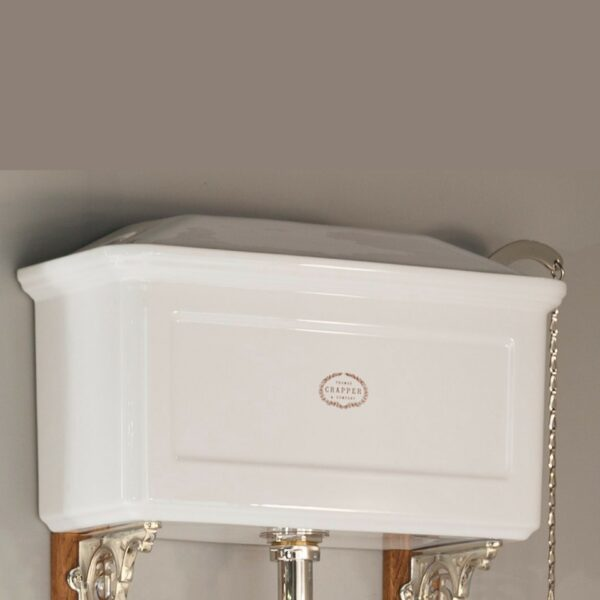 High Level Ceramic Cistern