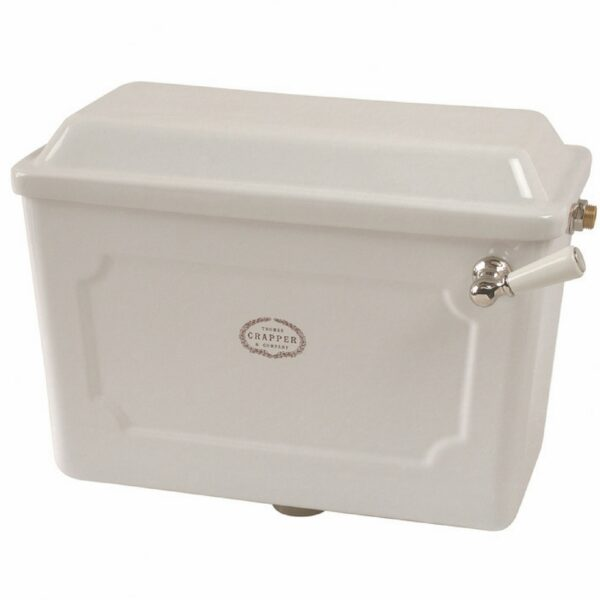 Low Level Ceramic Cistern