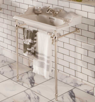 Washstands from Thomas Crapper and Co