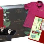 Thomas Crapper Gift Set 4 for men