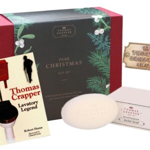 Thomas Crapper Christmas Gift set 6