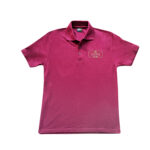 Thomas Crapper embroidered polo shirt