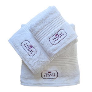 Thomas Crapper Towel Bale