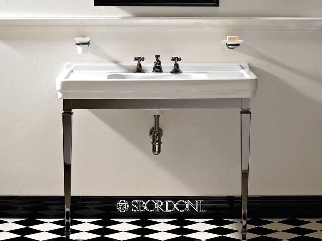 Thomas Crapper are now official Sbordoni Distributor