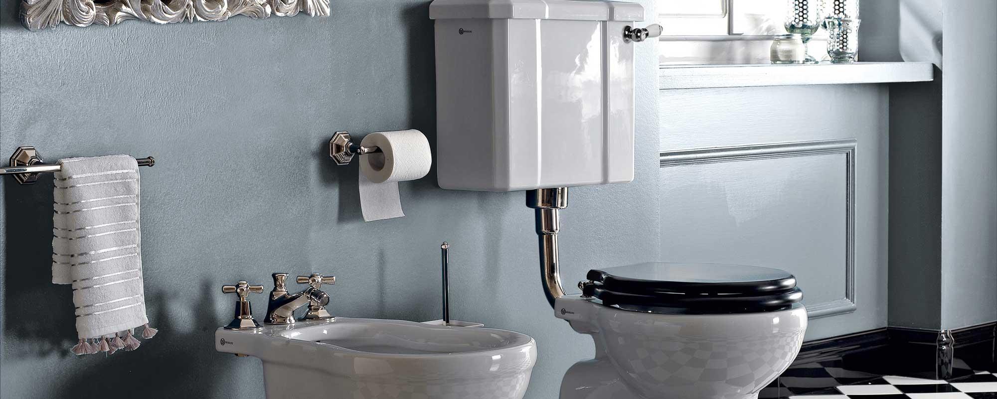 Sbordoni Sanitaryware from Thomas Crapper & Co in the UK
